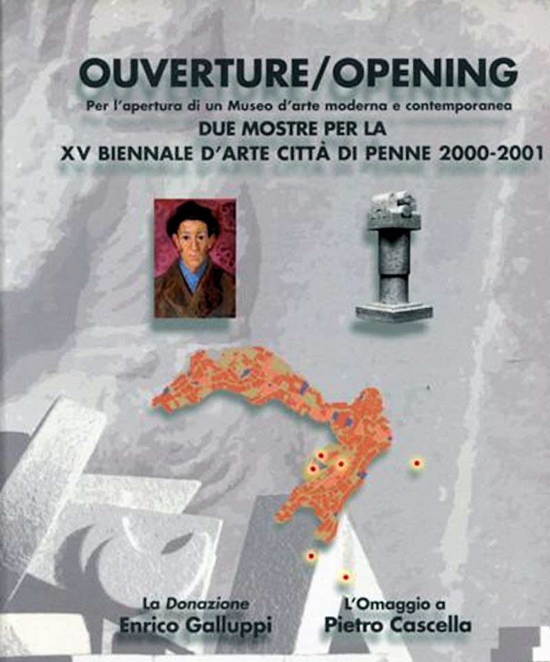 2001 - Catalogo OUVERTURE OPENING